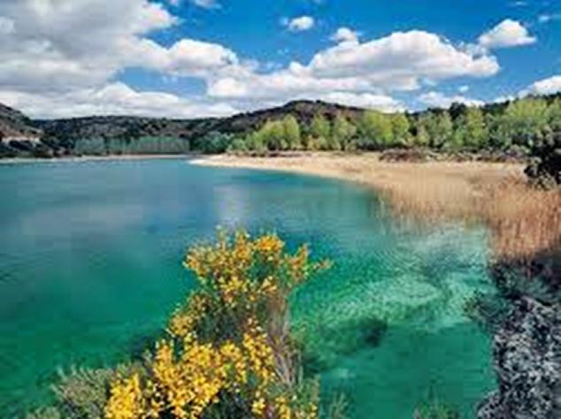 Lagunas de ruidera for Jardin botanico castilla la mancha